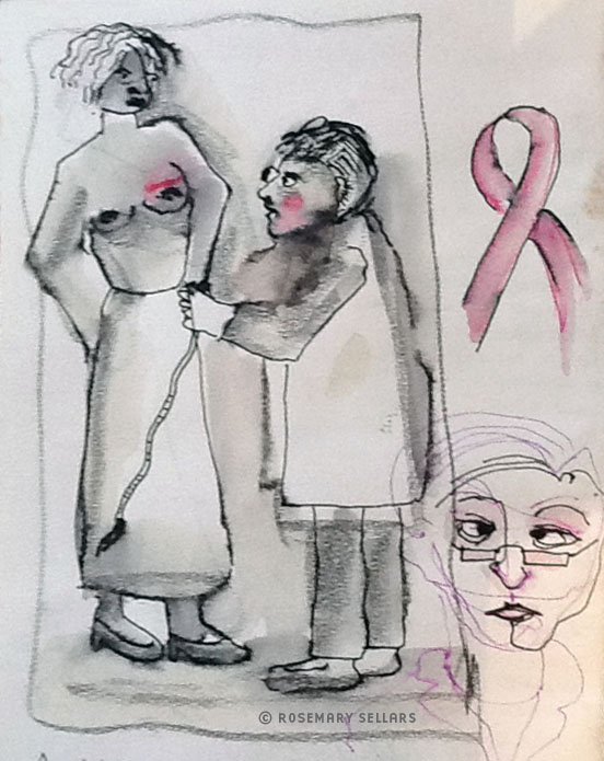 Breast cancer doctor