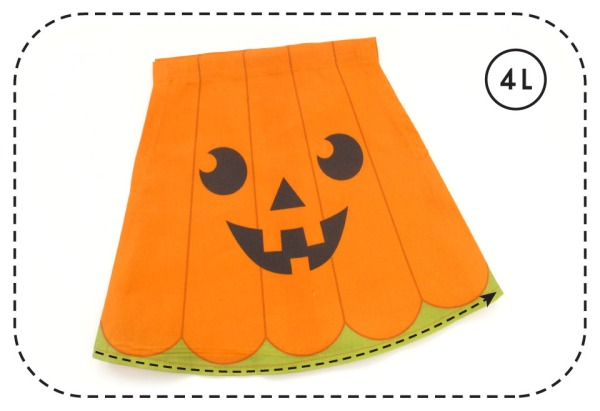 pumpkin dress sewing pattern