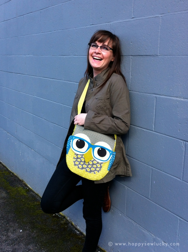 Owl fashion accessory