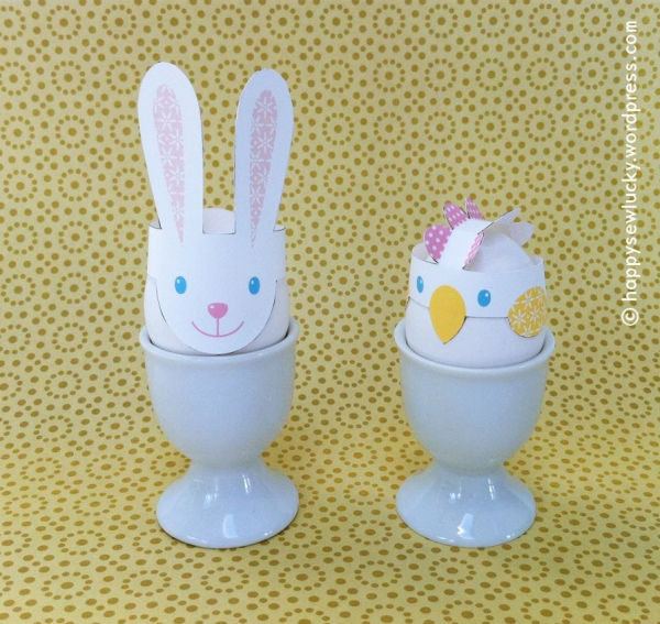 Free Easter Paper craft