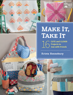"""Make It, Take It"" by Krista Hennebury."