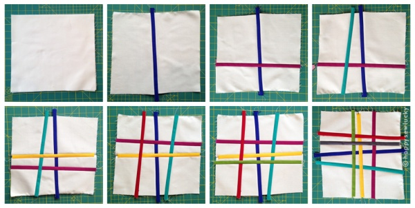 Pick Up Sticks quilt